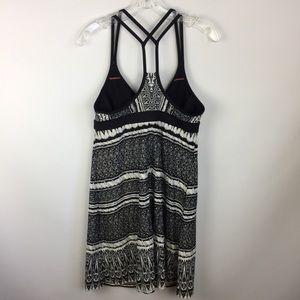 Athleta Dresses - Athleta Coastline Printed Swim Athletic Dress Sz M